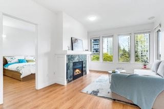"""Photo 2: 411 2338 WESTERN Parkway in Vancouver: University VW Condo for sale in """"Winslow Commons"""" (Vancouver West)  : MLS®# R2573018"""