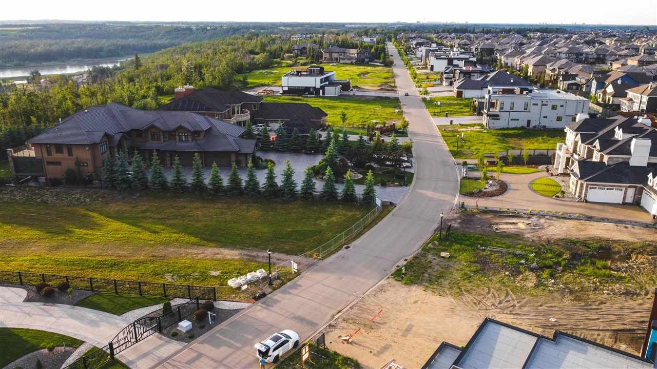 Main Photo: 18 WINDERMERE Drive in Edmonton: Zone 56 Vacant Lot for sale : MLS®# E4242321