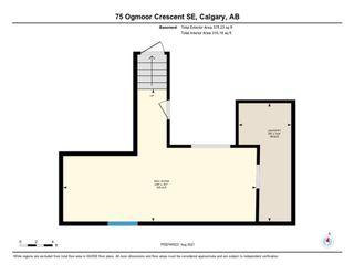 Photo 42: 75 Ogmoor Crescent SE in Calgary: Ogden Detached for sale : MLS®# A1140497