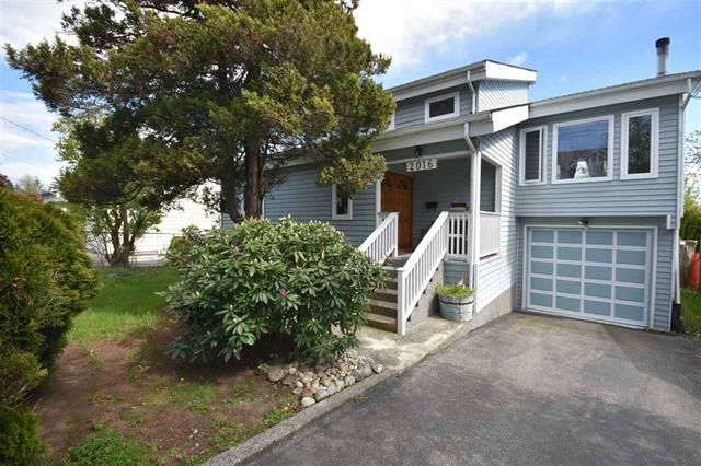 Main Photo: 2016 Ninth Avenue in New Westminster: Connaught Heights House for sale