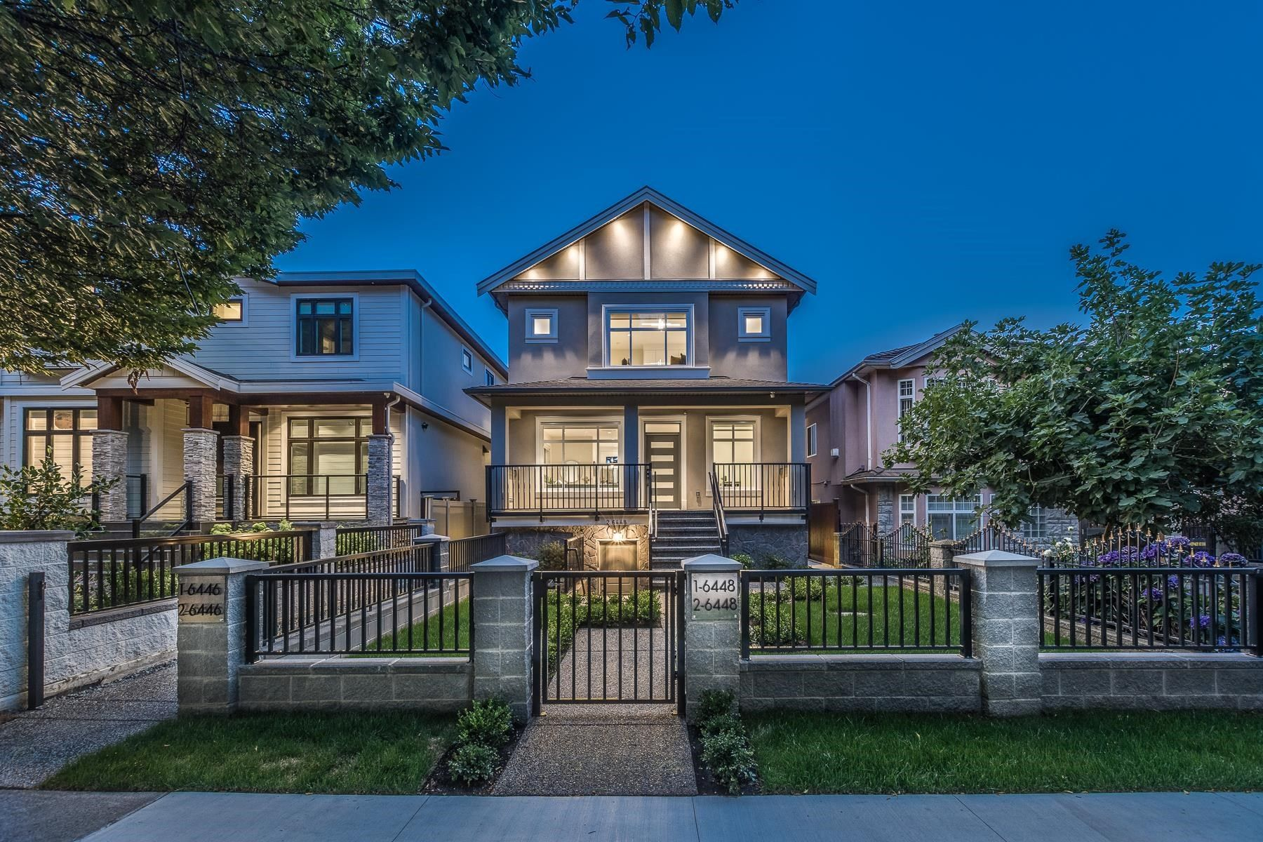 Main Photo: 6448 ARGYLE Street in Vancouver: Knight 1/2 Duplex for sale (Vancouver East)  : MLS®# R2609004