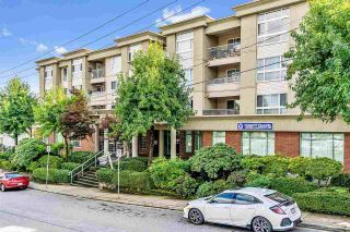 """Photo 1: 406 22230 NORTH Avenue in Maple Ridge: West Central Condo for sale in """"SOUTHRIDGE TERRACE"""" : MLS®# R2432688"""