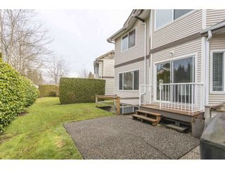 """Photo 34: 3 20750 TELEGRAPH Trail in Langley: Walnut Grove Townhouse for sale in """"Heritage Glen"""" : MLS®# R2544505"""
