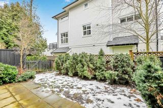 """Photo 36: 5 2427 164 Street in Surrey: Grandview Surrey Townhouse for sale in """"The Smith"""" (South Surrey White Rock)  : MLS®# R2539751"""