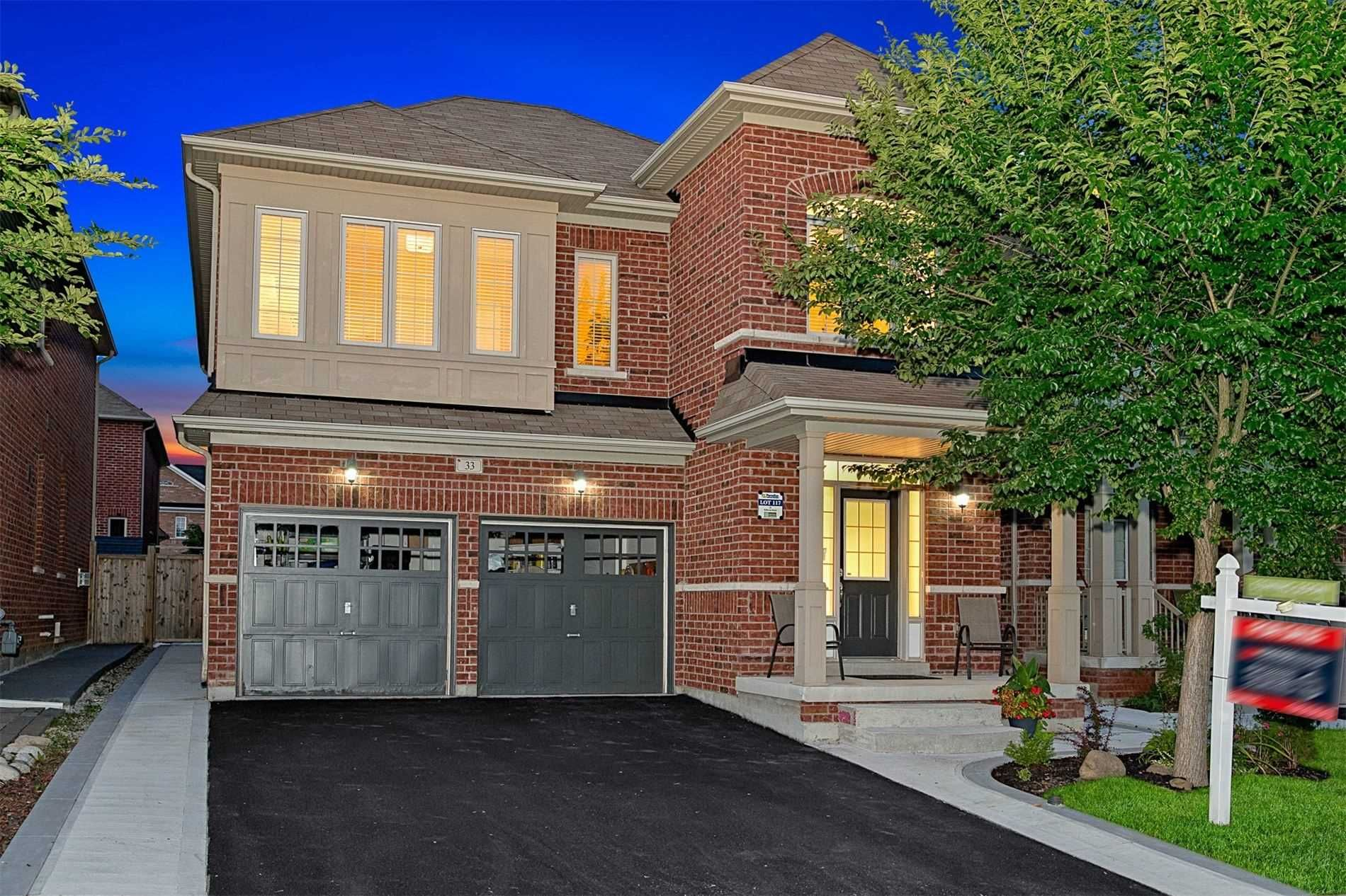 Main Photo: 33 Bellcrest Road in Brampton: Credit Valley House (2-Storey) for sale : MLS®# W5350066