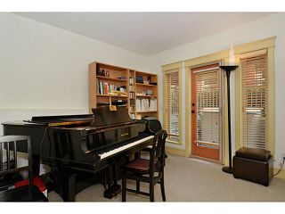 Photo 13: 185 W 14TH Avenue in Vancouver: Mount Pleasant VW Townhouse for sale (Vancouver West)  : MLS®# V1084412