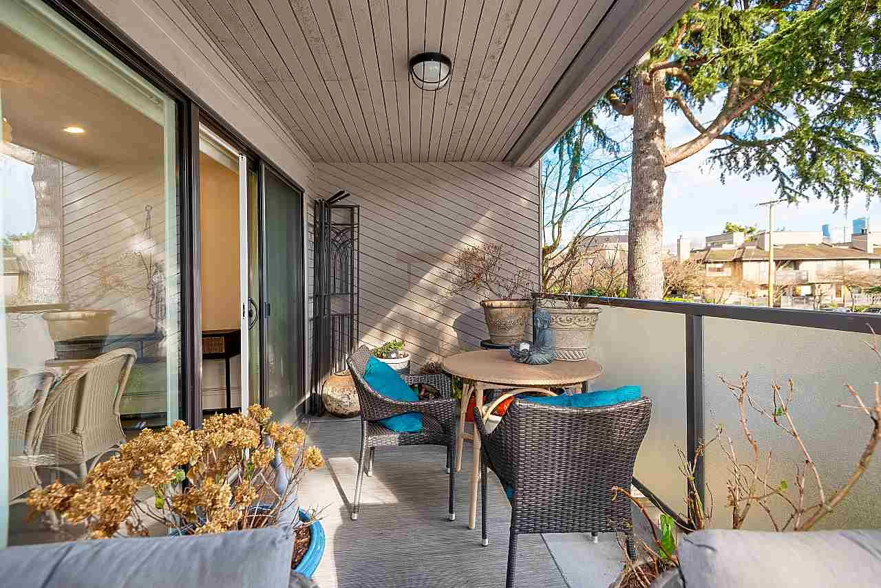 Photo 10: Photos: 207 1425 CYPRESS Street in Vancouver: Kitsilano Condo for sale (Vancouver West)  : MLS®# R2538226