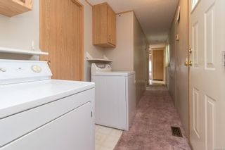Photo 11: 410 2850 Stautw Rd in Central Saanich: CS Hawthorne Manufactured Home for sale : MLS®# 878706