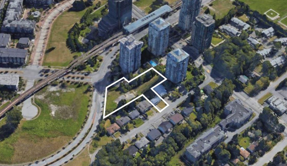 Main Photo: 10925 UNIVERSITY Drive in Surrey: Whalley Land Commercial for sale (North Surrey)  : MLS®# C8037450
