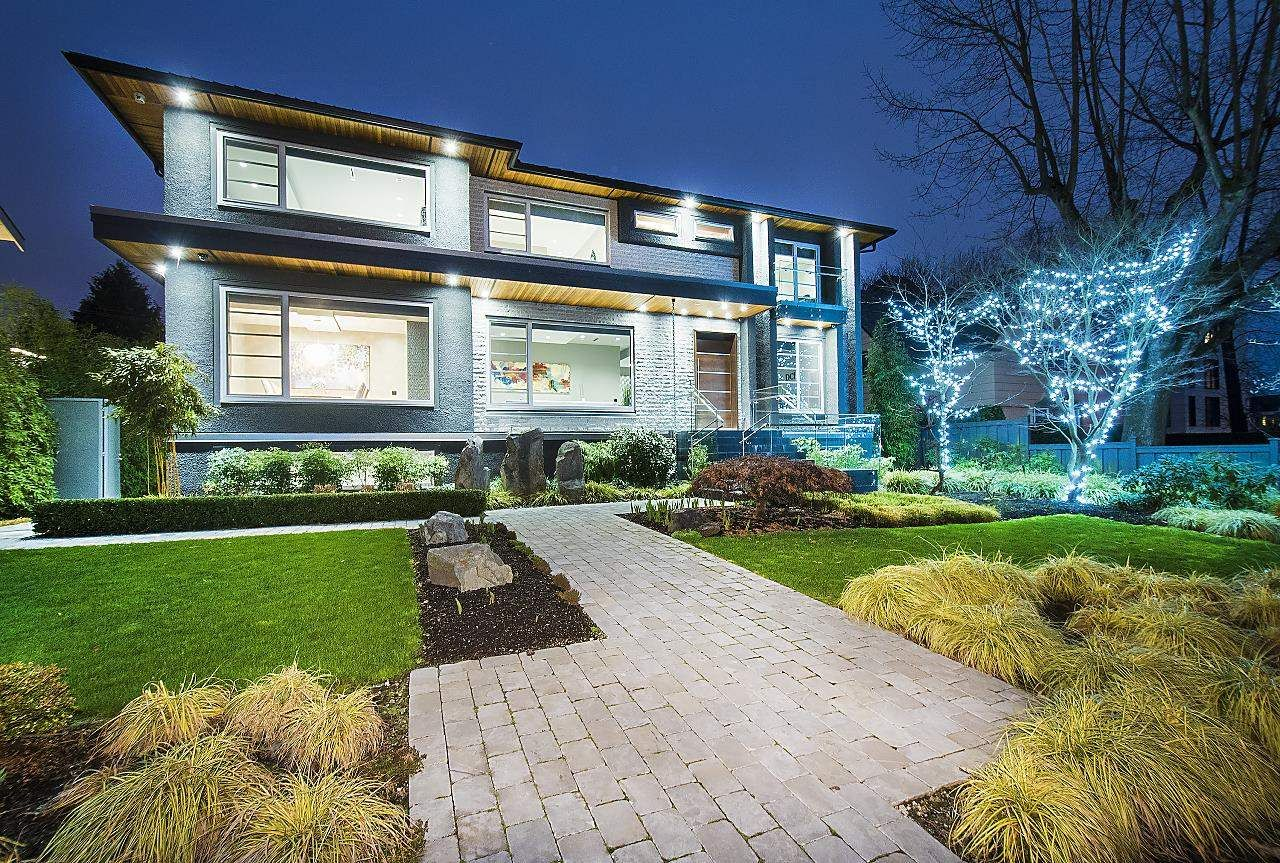 """Main Photo: 7038 CHURCHILL Street in Vancouver: South Granville House for sale in """"Churchill Mansion"""" (Vancouver West)  : MLS®# R2606414"""