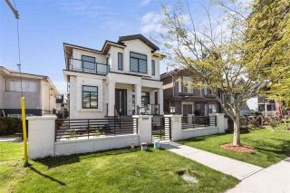 Photo 1: 748 E 30TH Avenue in Vancouver: Fraser VE House for sale (Vancouver East)  : MLS®# R2570297