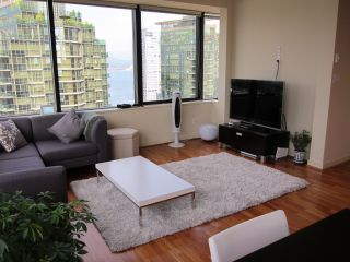 "Photo 8: 1502 1333 W GEORGIA Street in Vancouver: Coal Harbour Condo for sale in ""THE QUBE"" (Vancouver West)  : MLS®# V844800"