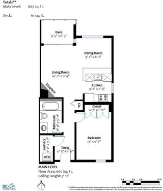 """Photo 40: 403 985 W 10TH Avenue in Vancouver: Fairview VW Condo for sale in """"Monte Carlo"""" (Vancouver West)  : MLS®# R2604376"""