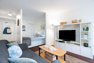 """Photo 2: 311 1295 RICHARDS Street in Vancouver: Downtown VW Condo for sale in """"THE OSCAR"""" (Vancouver West)  : MLS®# R2604115"""