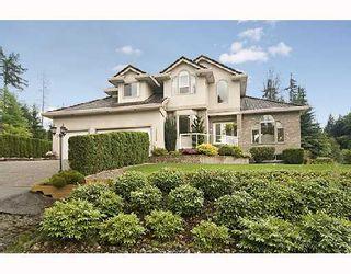 Photo 1: 26330 126TH Avenue in Maple_Ridge: Websters Corners House for sale (Maple Ridge)  : MLS®# V727019