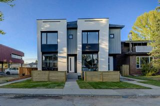 Photo 1: 2, 1418  19 Avenue NW in Calgary: Capitol Hill Row/Townhouse for sale : MLS®# A1057731