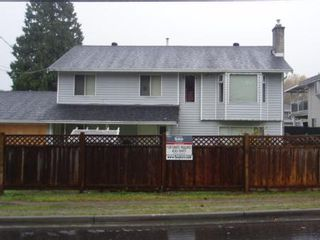 Photo 1: 823 Robinson Street in Coquitlam: Coquitlam West House for sale : MLS®# v675433