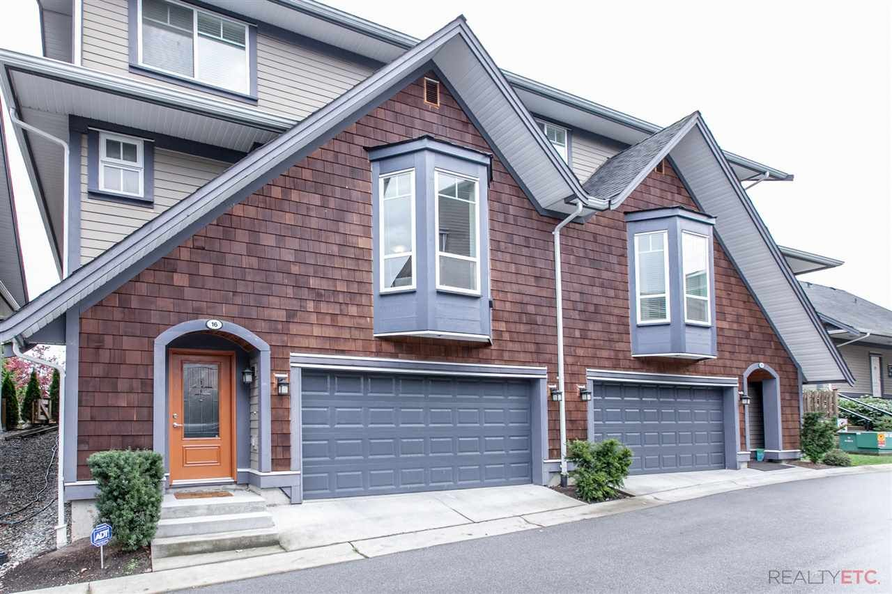 Main Photo: 16 15977 26 AVENUE in : Grandview Surrey Townhouse for sale : MLS®# R2122440