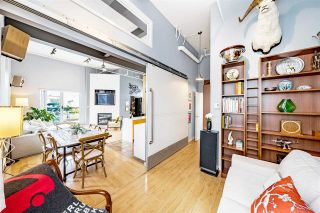 """Photo 9: 301 549 COLUMBIA Street in New Westminster: Downtown NW Condo for sale in """"C2C Lofts"""" : MLS®# R2590758"""