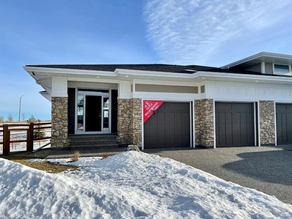 Main Photo: 20 PIPIT Bay in Rural Rocky View County: Rural Rocky View MD Semi Detached for sale : MLS®# A1061091
