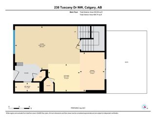 Photo 14: 238 Tuscany Drive NW in Calgary: Tuscany Detached for sale : MLS®# A1145877