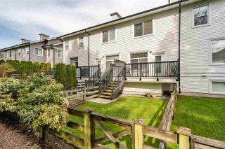 """Photo 31: 26 15075 60 Avenue in Surrey: Sullivan Station Townhouse for sale in """"NATURE'S WALK"""" : MLS®# R2560765"""