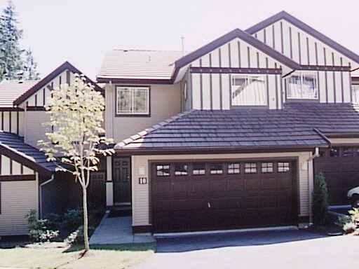 Main Photo: 10 1486 JOHNSON STREET in : Westwood Plateau Townhouse for sale : MLS®# V163902