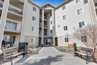 Main Photo: 328 1717 60 Street SE in Calgary: Red Carpet Apartment for sale : MLS®# A1090437