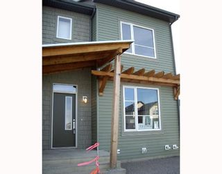 Photo 1:  in CALGARY: Chaparral Townhouse for sale (Calgary)  : MLS®# C3302107