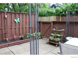 Photo 18: 43 Eric Street in Winnipeg: Condominium for sale : MLS®# 1614399