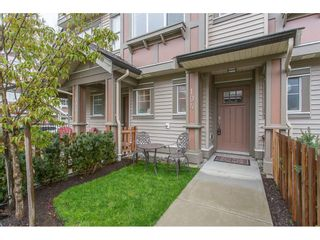 """Photo 2: 104 10151 240 Street in Maple Ridge: Albion Townhouse for sale in """"ALBION STATION"""" : MLS®# R2215867"""