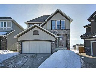 Photo 1: 206 CRANARCH Close SE in CALGARY: Cranston Residential Detached Single Family for sale (Calgary)  : MLS®# C3597144