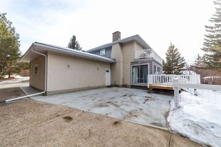 Photo 44: 12 Equestrian Place: Rural Sturgeon County House for sale : MLS®# E4229821