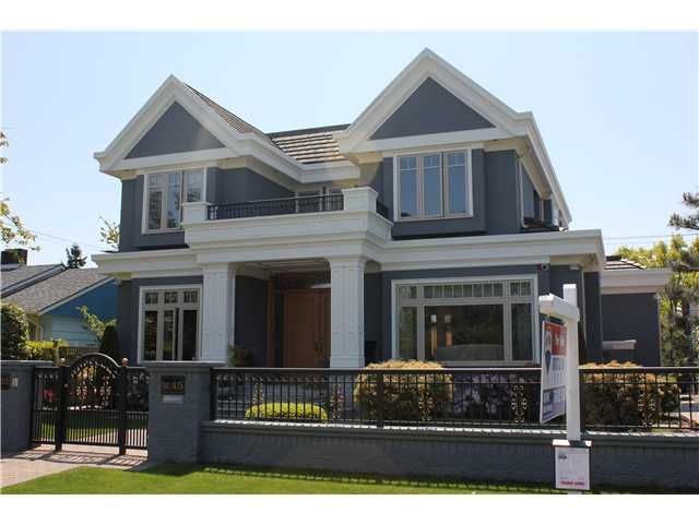 Main Photo: 1032 W 45TH Avenue in Vancouver: South Granville House for sale (Vancouver West)  : MLS®# V948543