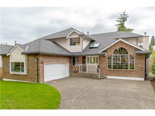 Photo 1: 7340 BURRIS Street in Burnaby: Upper Deer Lake House for sale (Burnaby South)  : MLS®# V1068415