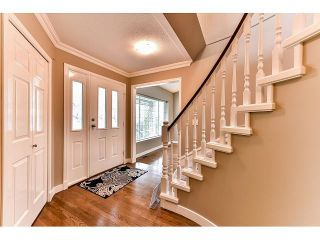 """Photo 3: 15498 91A Street in Surrey: Fleetwood Tynehead House for sale in """"BERKSHIRE PARK area"""" : MLS®# F1435240"""