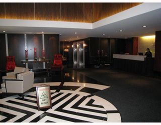 """Photo 8: 908 788 RICHARDS Street in Vancouver: Downtown VW Condo for sale in """"L'HERMITAGE"""" (Vancouver West)  : MLS®# V808783"""