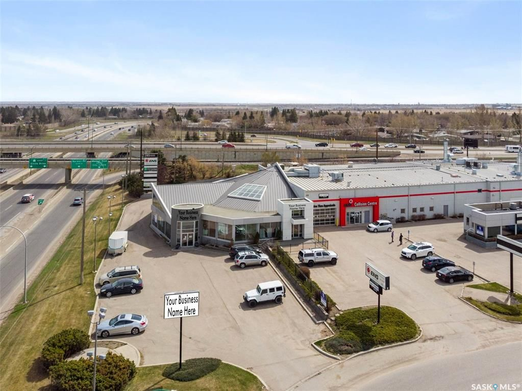 Main Photo: 1 285A Venture Crescent in Saskatoon: Silverwood Heights Commercial for lease : MLS®# SK854048