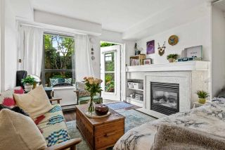 """Main Photo: 104 2741 E HASTINGS Street in Vancouver: Hastings Sunrise Condo for sale in """"THE RIVIERA"""" (Vancouver East)  : MLS®# R2587652"""