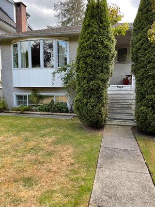 Main Photo: 2540 TRINITY Street in Vancouver: Hastings House for sale (Vancouver East)  : MLS®# R2613922