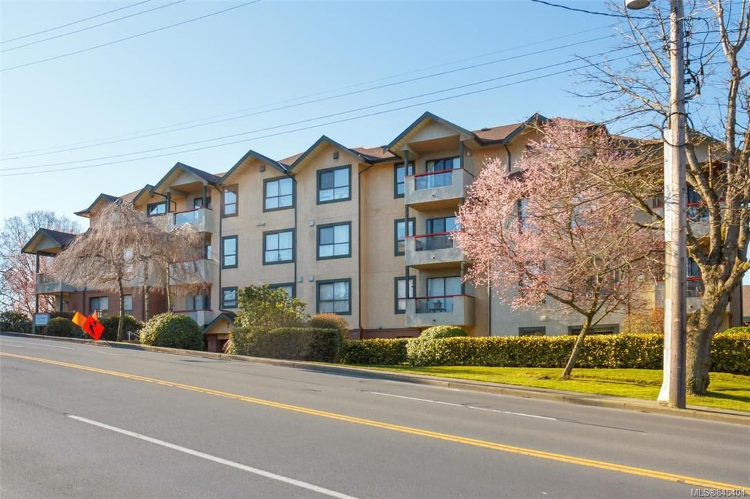 Main Photo: 104 7 W Gorge Rd in : SW Gorge Condo for sale (Saanich West)  : MLS®# 845404