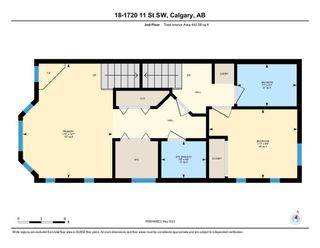 Photo 30: 18 1720 11 Street SW in Calgary: Lower Mount Royal Row/Townhouse for sale : MLS®# A1107691