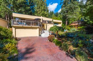 Main Photo: 5655 WESTHAVEN Road in West Vancouver: Eagle Harbour House for sale : MLS®# R2618043