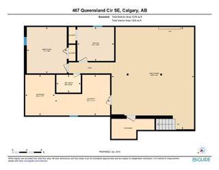 Photo 37: 467 QUEENSLAND Circle SE in Calgary: Queensland Detached for sale : MLS®# C4236793