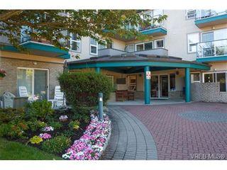 Photo 2: 103 1485 Garnet Rd in VICTORIA: SE Cedar Hill Condo for sale (Saanich East)  : MLS®# 677194