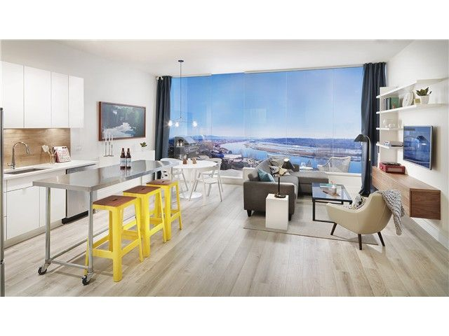 Main Photo: # 905 200 NELSON'S CR in New Westminster: Sapperton Condo for sale