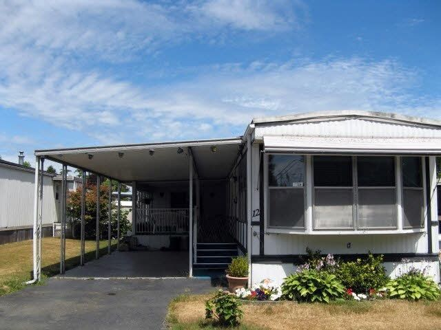 Main Photo: 12 7850 KING GEORGE Boulevard in Surrey: West Newton Manufactured Home for sale : MLS®# R2516366