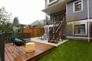 Photo 20: 3422 W 43RD Avenue in Vancouver: Southlands 1/2 Duplex for sale (Vancouver West)  : MLS®# R2555493