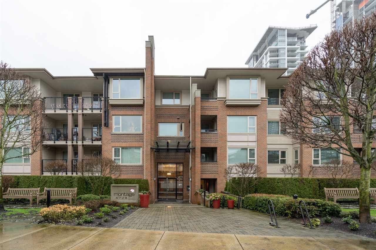 Main Photo: 402 4728 DAWSON STREET in Burnaby: Brentwood Park Condo for sale (Burnaby North)  : MLS®# R2540213