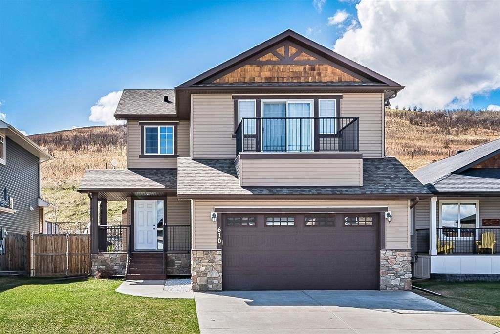 Main Photo: 610 Sunrise Hill: Turner Valley Detached for sale : MLS®# A1100321